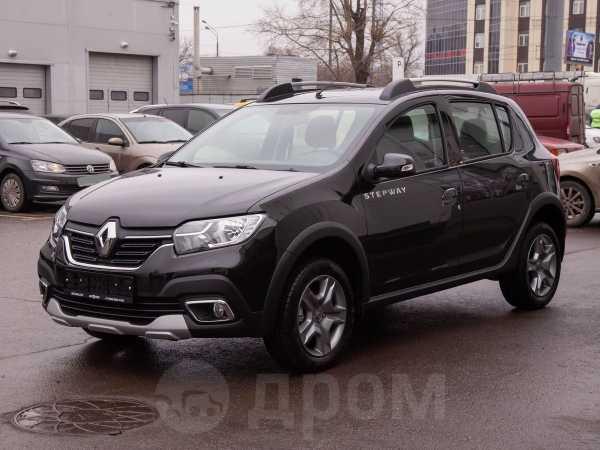 Renault Sandero Stepway, 2020 год, 1 016 000 руб.