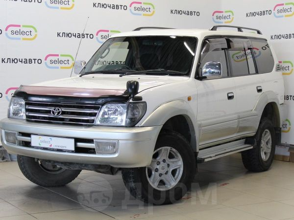 Toyota Land Cruiser Prado, 1999 год, 675 000 руб.