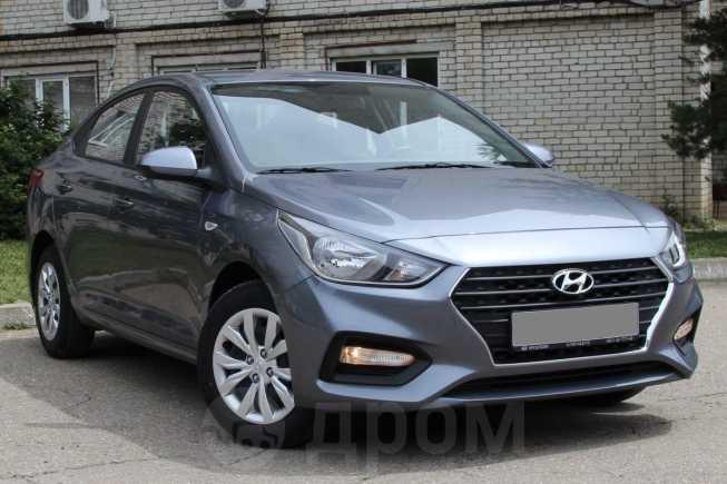 Hyundai Solaris, 2017 год, 775 000 руб.