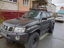 Салехард Patrol 2008
