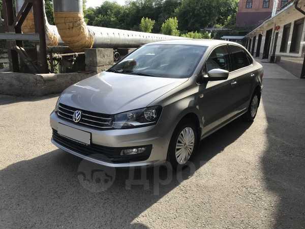 Volkswagen Polo, 2017 год, 660 000 руб.