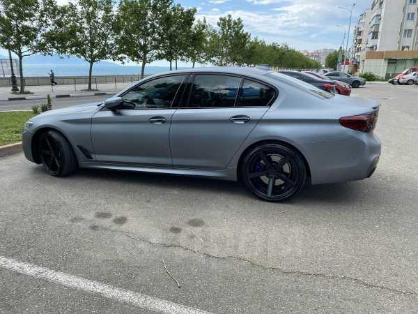 BMW 5-Series, 2017 год, 2 890 000 руб.