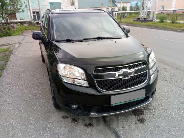 Chevrolet Orlando, 2011 год, 649 000 руб.