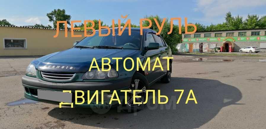 Toyota Avensis, 1998 год, 228 000 руб.