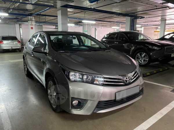 Toyota Corolla, 2013 год, 740 000 руб.