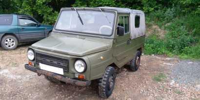 Новосибирск ЛуАЗ 1989