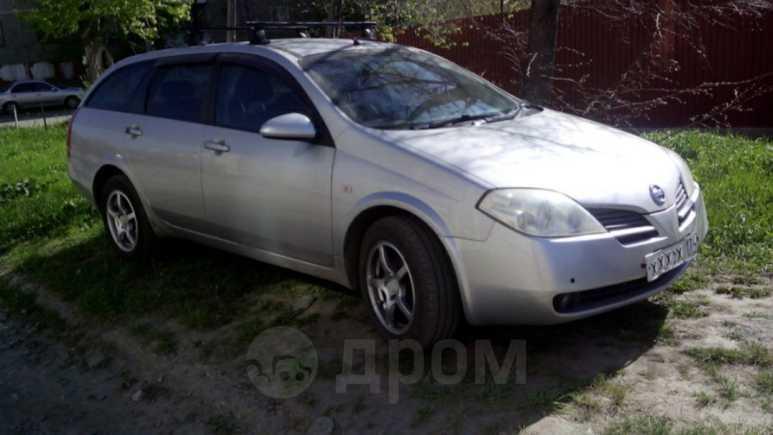 Nissan Primera, 2001 год, 330 000 руб.