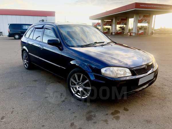 Mazda Familia S-Wagon, 1999 год, 185 000 руб.