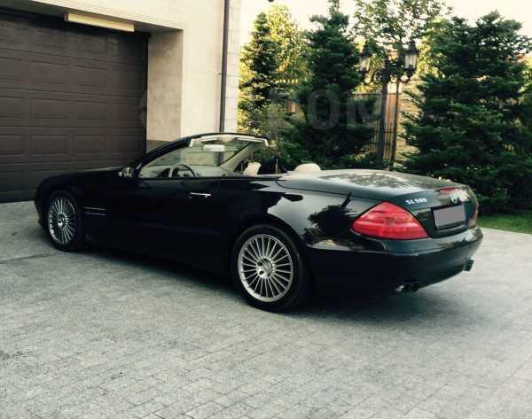 Mercedes-Benz SL-Class, 2002 год, 850 000 руб.