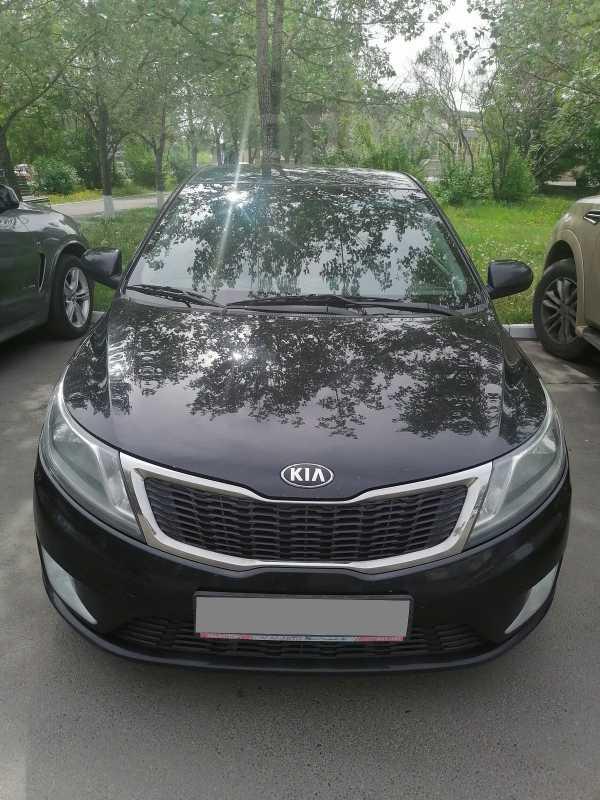 Kia Rio, 2013 год, 505 000 руб.
