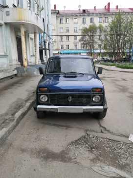 Мурманск 4x4 2131 Нива 2006