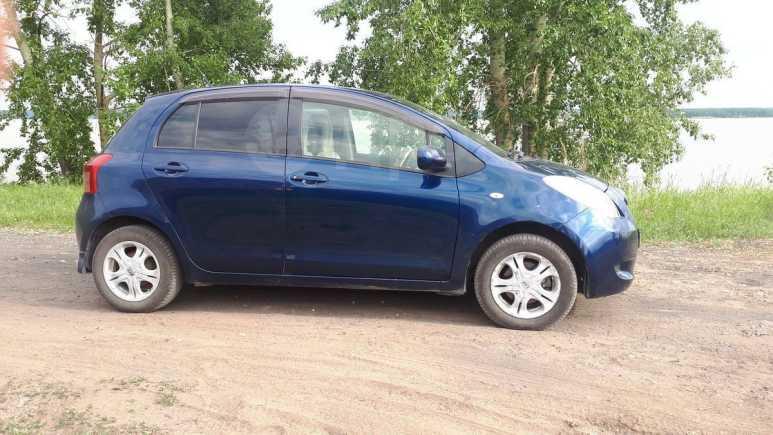 Toyota Vitz, 2005 год, 299 000 руб.