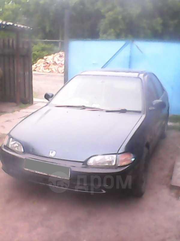 Honda Civic, 1992 год, 130 000 руб.