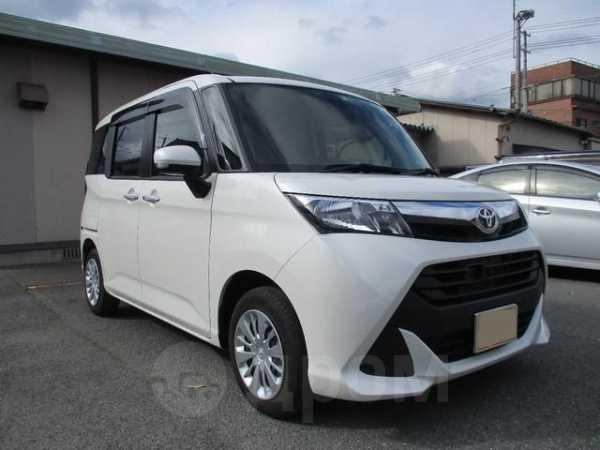 Toyota Tank, 2018 год, 550 000 руб.