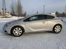 Ноябрьск Astra GTC 2012