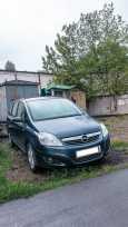 Opel Zafira, 2008 год, 350 000 руб.