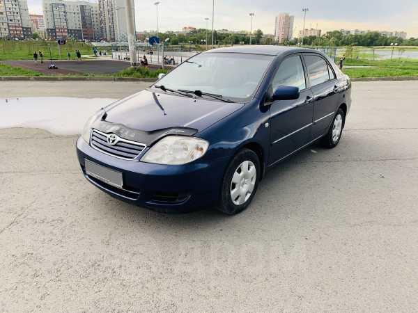 Toyota Corolla, 2006 год, 342 000 руб.