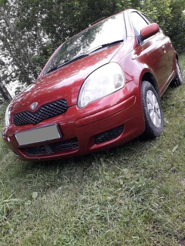 Toyota Vitz, 2002 год, 227 000 руб.
