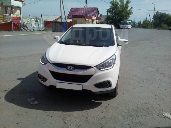 Hyundai ix35, 2014 год, 750 000 руб.