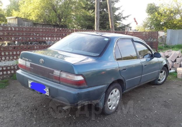 Toyota Corolla, 1995 год, 95 000 руб.