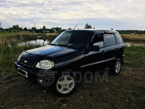 Chevrolet Niva, 2007 год, 190 000 руб.