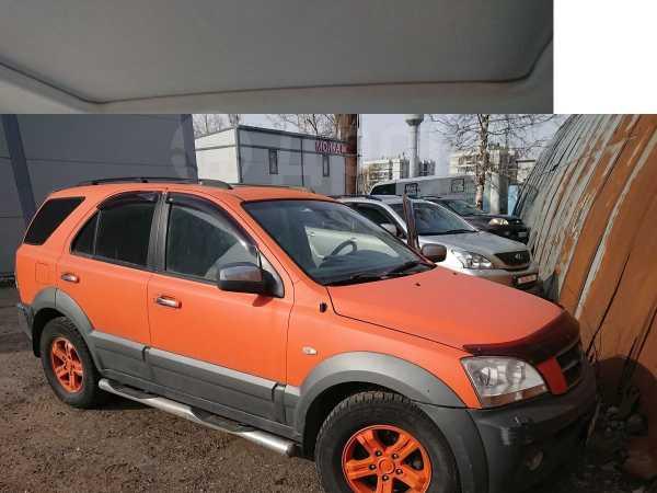 Kia Sorento, 2006 год, 315 000 руб.