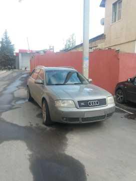 Орел Audi A6 2003
