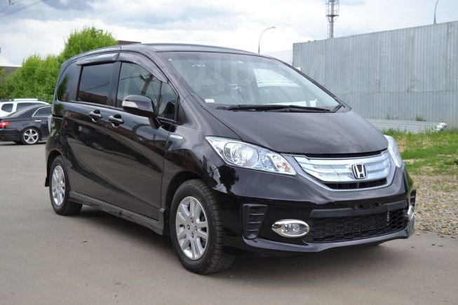 Honda Freed, 2012 год, 785 000 руб.