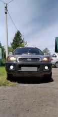 Hyundai Santa Fe, 2002 год, 390 000 руб.