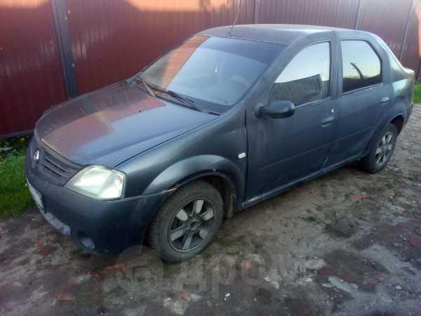 Renault Logan, 2006 год, 85 000 руб.