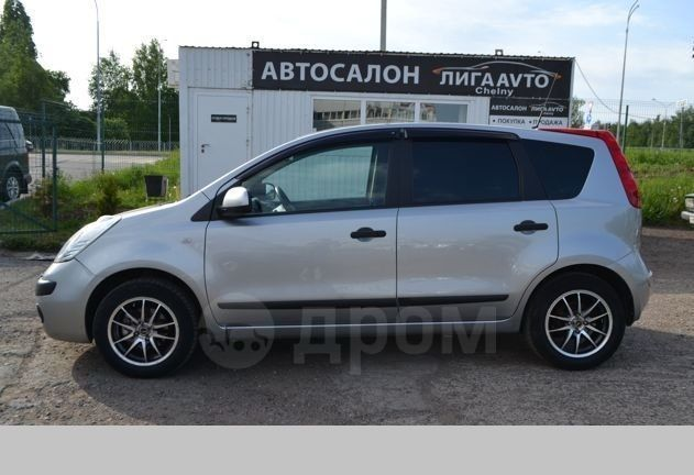 Nissan Note, 2008 год, 279 000 руб.