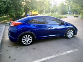 Челябинск Civic 2012
