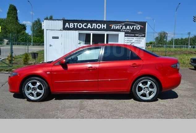 Mazda Mazda6, 2007 год, 318 000 руб.