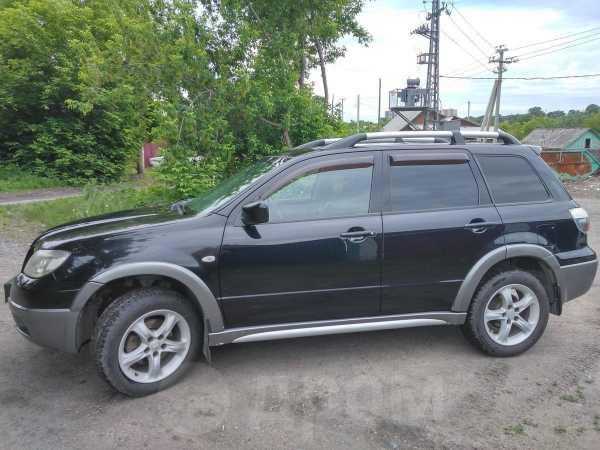 Mitsubishi Outlander, 2006 год, 500 000 руб.