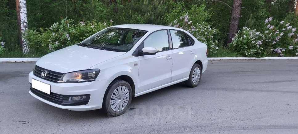 Volkswagen Polo, 2015 год, 568 000 руб.