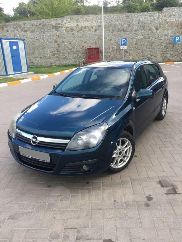 Opel Astra, 2006 год, 255 000 руб.