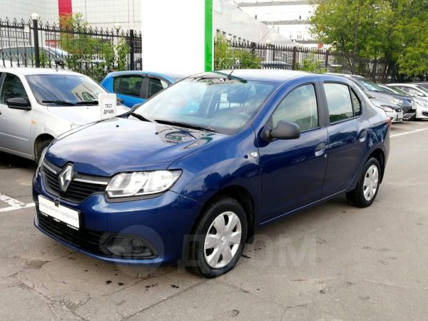 Renault Logan, 2014 год, 360 000 руб.