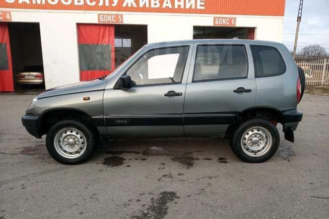 Chevrolet Niva, 2008 год, 170 000 руб.