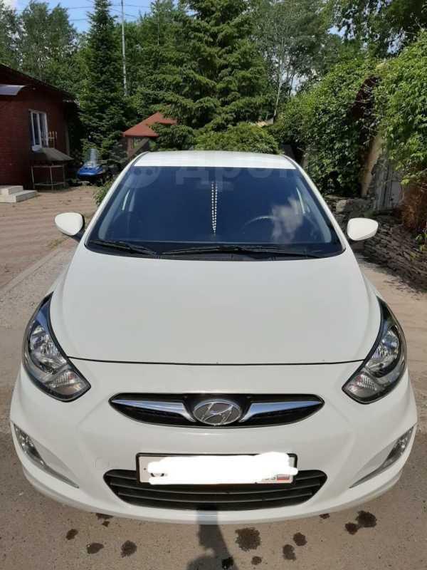 Hyundai Solaris, 2012 год, 459 999 руб.