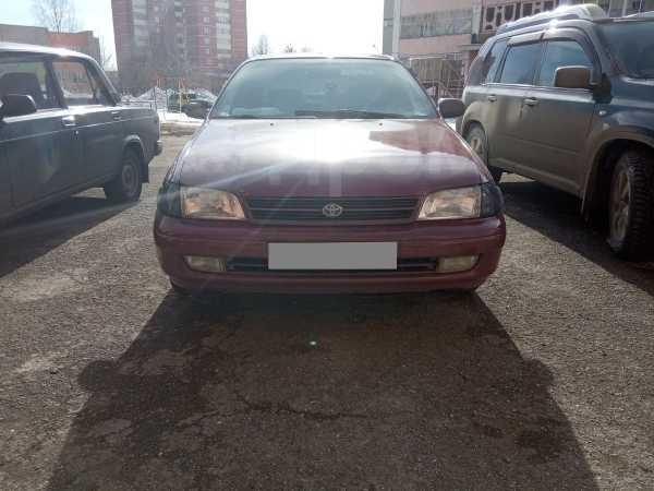 Toyota Carina E, 1993 год, 125 000 руб.