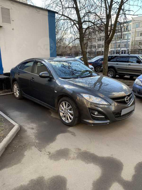 Mazda Mazda6, 2012 год, 480 000 руб.