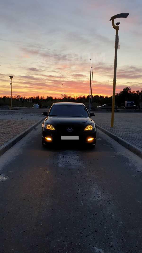 Mazda Mazda3 MPS, 2007 год, 420 000 руб.