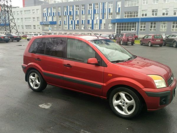 Ford Fusion, 2006 год, 222 000 руб.