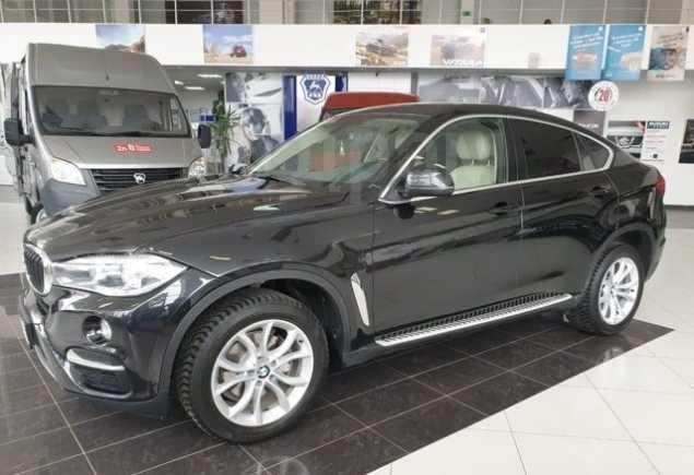 BMW X6, 2016 год, 2 400 000 руб.