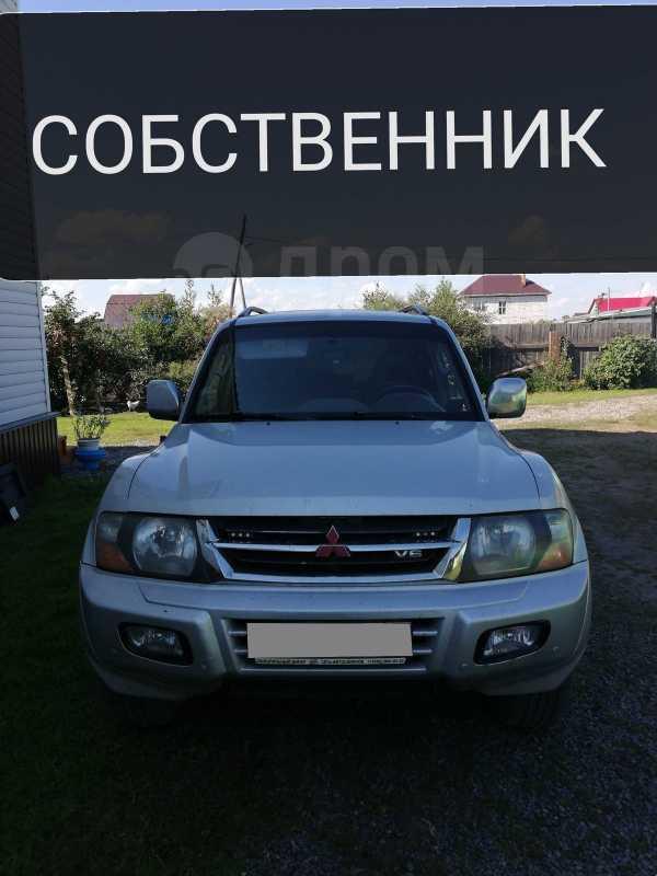 Mitsubishi Montero, 2001 год, 430 000 руб.