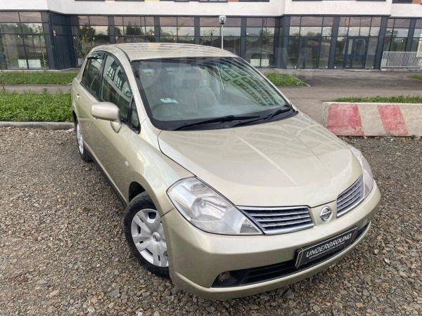 Nissan Tiida Latio, 2005 год, 258 000 руб.