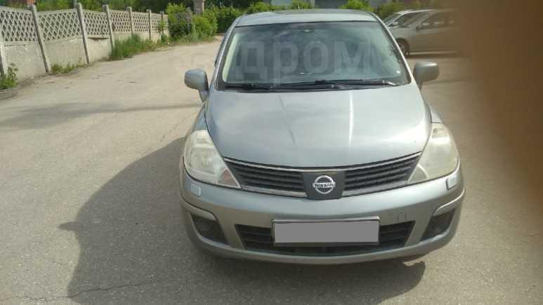 Nissan Tiida, 2007 год, 190 000 руб.
