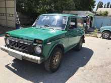 Симферополь 4x4 2121 Нива 1987