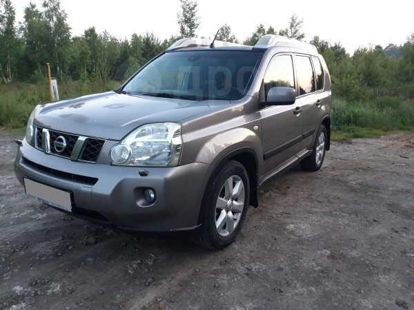 Nissan X-Trail, 2008 год, 665 000 руб.