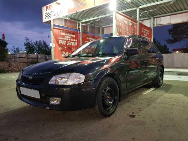 Mazda Familia S-Wagon, 2000 год, 140 000 руб.